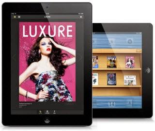 iPad Magazine App
