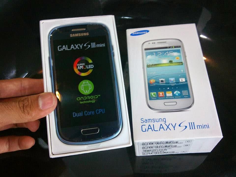 Harga HP Samsung S3 Mini Terbaru Agustus Tahun 2014