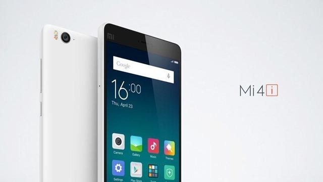 Xiaomi Mi 4iMeskipun sekilas terlihat mirip dengan iPhone 5c 99a3c08ffa