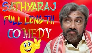 Sathyaraj Best Comedy 17-11-2015 | Full Comedy Scenes Collection | Tamil Movie Comedy