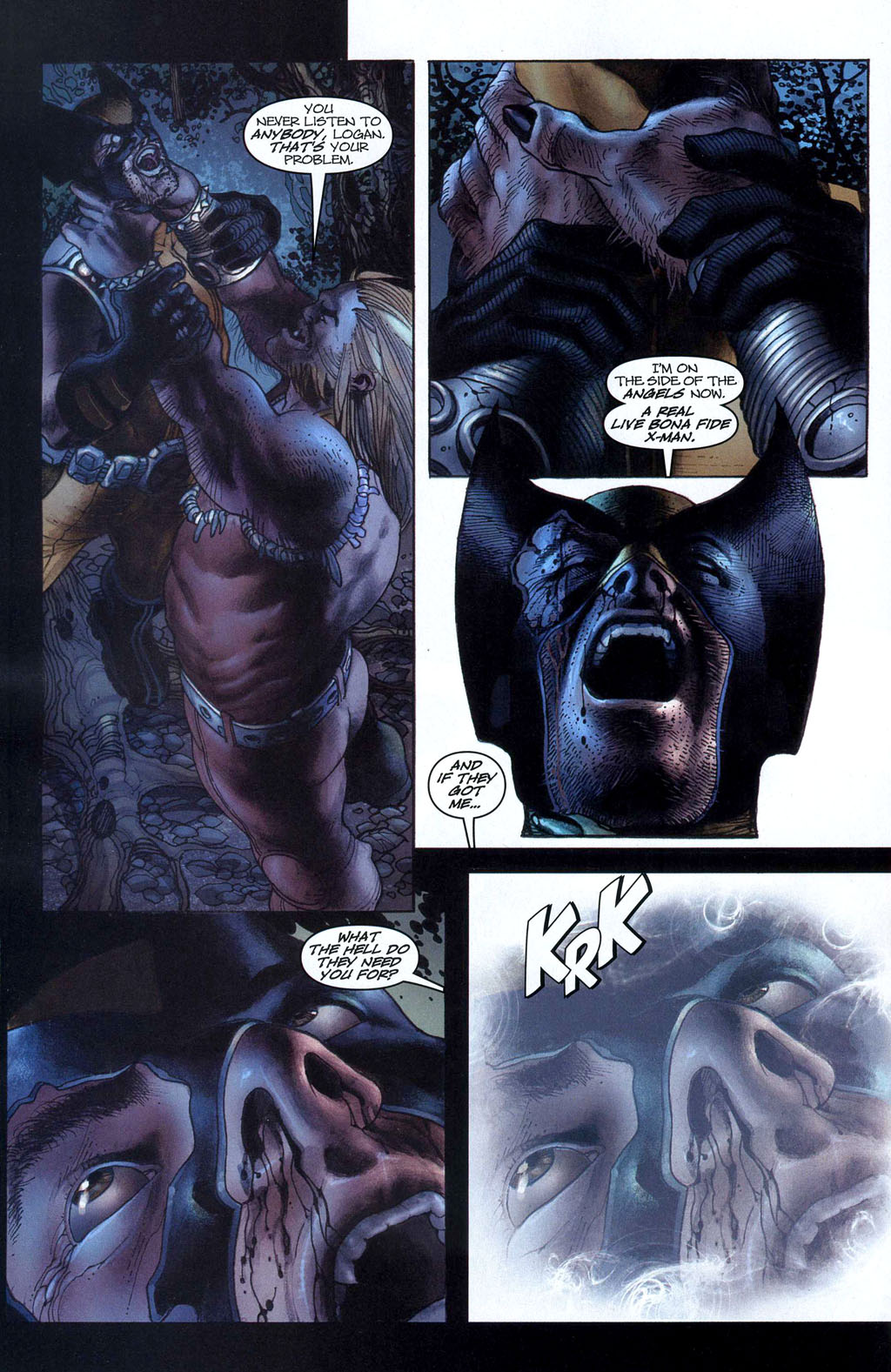 Read online Wolverine (2003) comic -  Issue #50 - 13