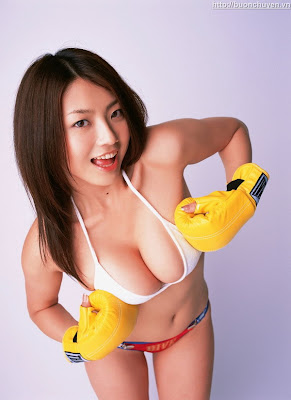 girls hot boxer