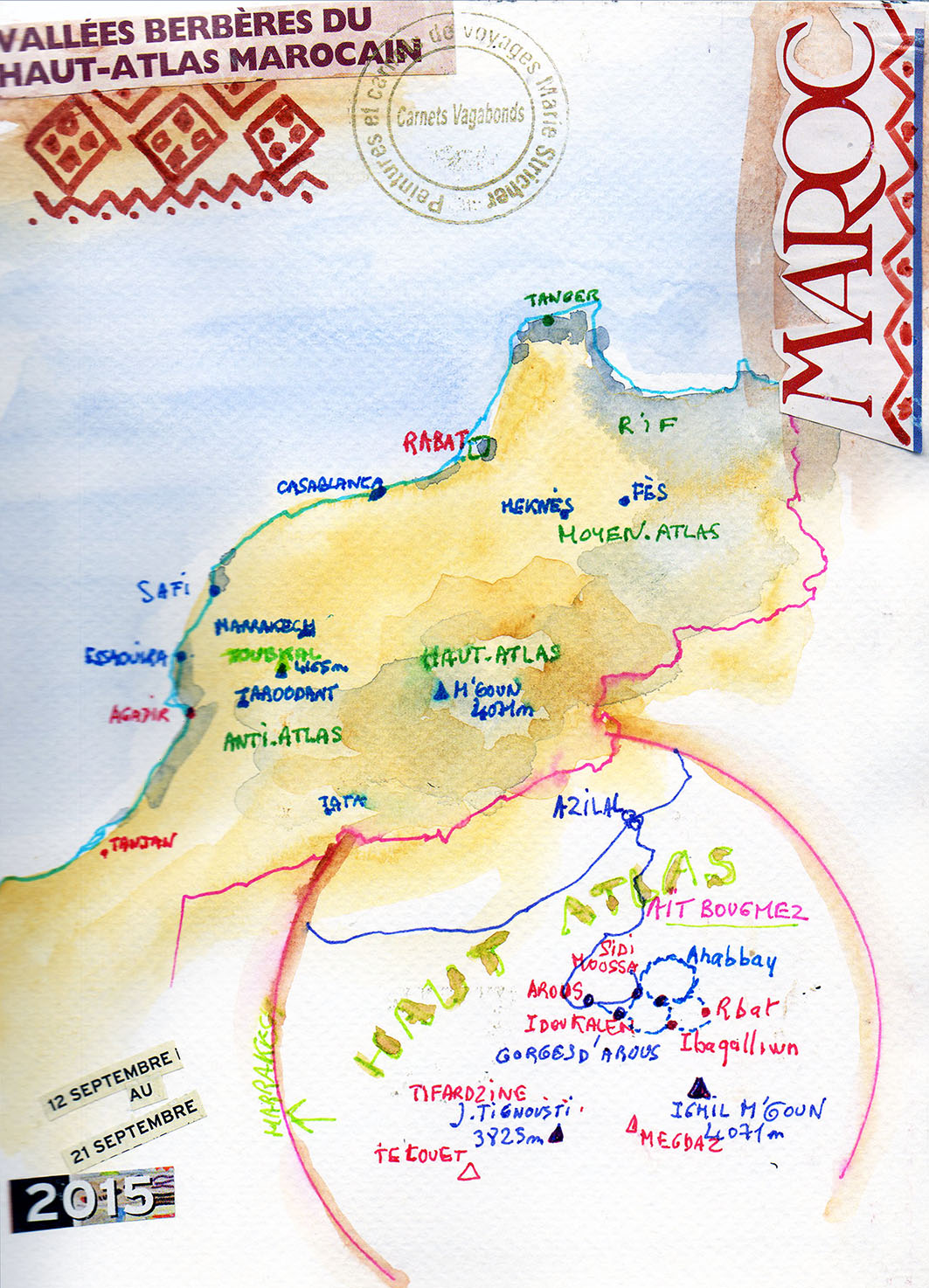 voyage maroc septembre