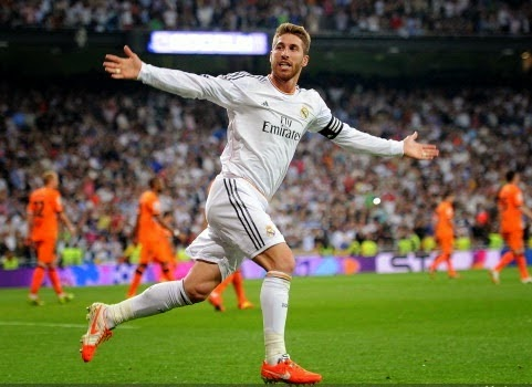 Sergio Ramos hints Premier League move