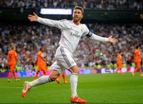 Sergio Ramos hints Premier League move