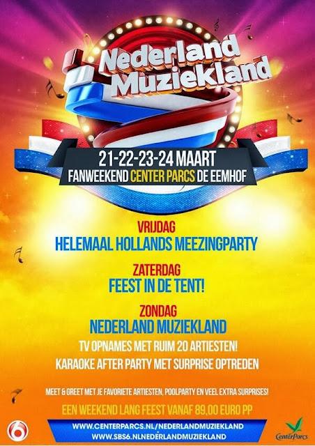 Fanweekend op de Eemhof. Helemaal Hollands meezingparty, feest in de tent, Karaoke