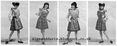 1960's Sewing - Prims Camelot Casual