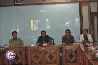 Harmonisasi Antara Legislatif di Daerah dan di Provinsi Harus Terus di Tingkatkan