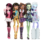 Monster High España: Web oficial