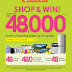 The GUARDIAN 48TH ANNIVERSARY SHOP & WIN CONTEST: More than RM48,000 worth of exciting prizes up for grabs!