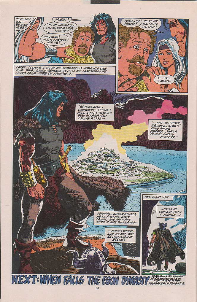 Conan the Barbarian (1970) Issue #263 #275 - English 22