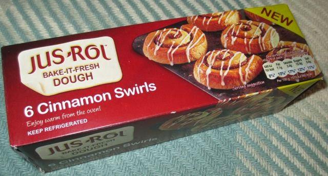 Jus Rol Cinnamon Swirls New Jus-rol Cinnamon Rolls