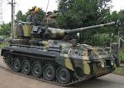 Scorpion TNI AD ditempatkan di Kalimantan