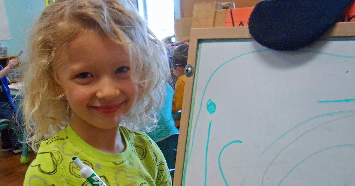 """Everyday Adventures in 4K!: Writing, """"The Mitten,"""" and Tie-Dye Art"""