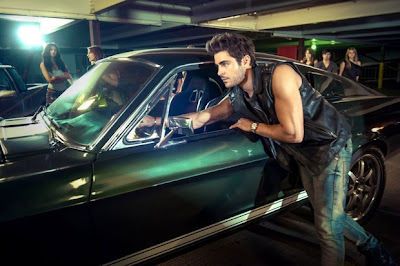 Zac Efron by Jacques Dequeker for John John Denim-8