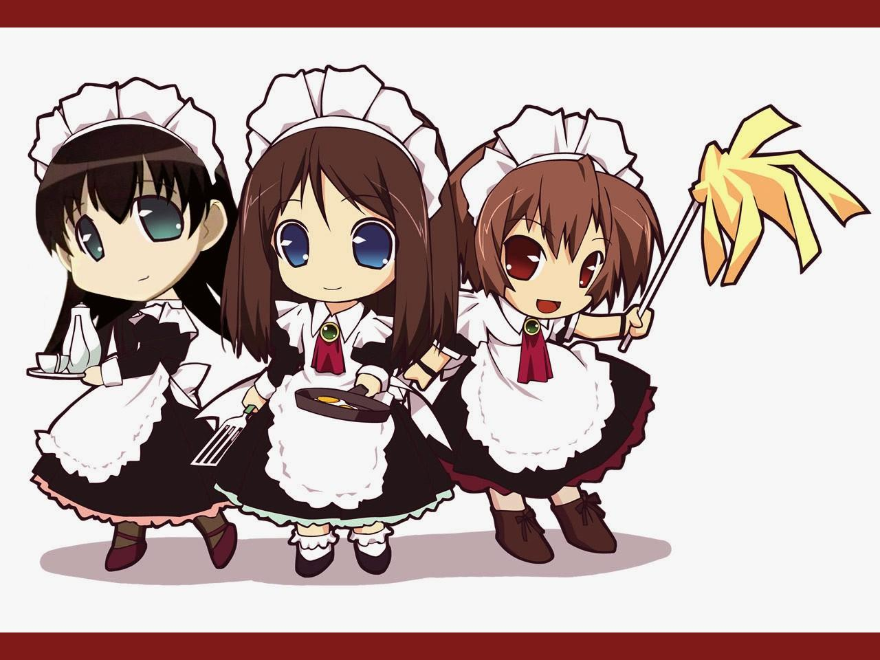 Anime Characters Chibi : Give me kawaii chibi anime characters pictures requested