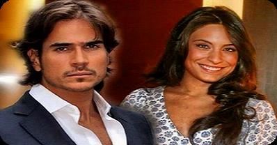 Daniel Arenas y Ana Brenda en ¨Corazón Indomable¨