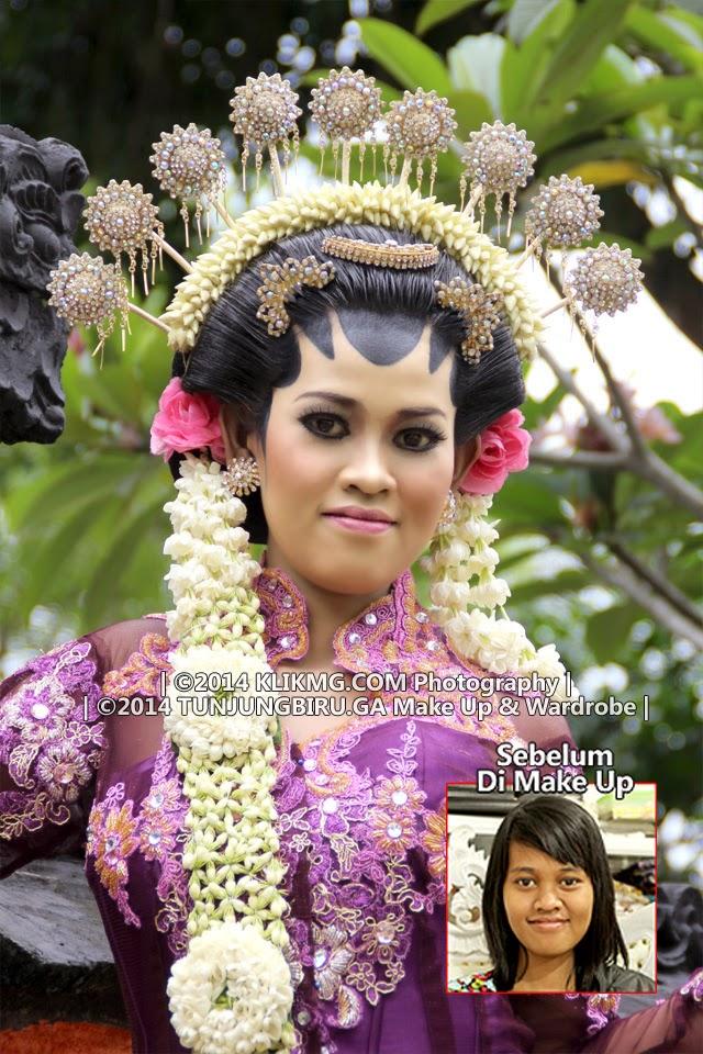 Contoh Rias Pengantin Solo Putri Modifikasi oleh Tunjungbiru.ga - Foto oleh : Klikmg Fotografi