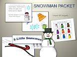 Snowman Packet