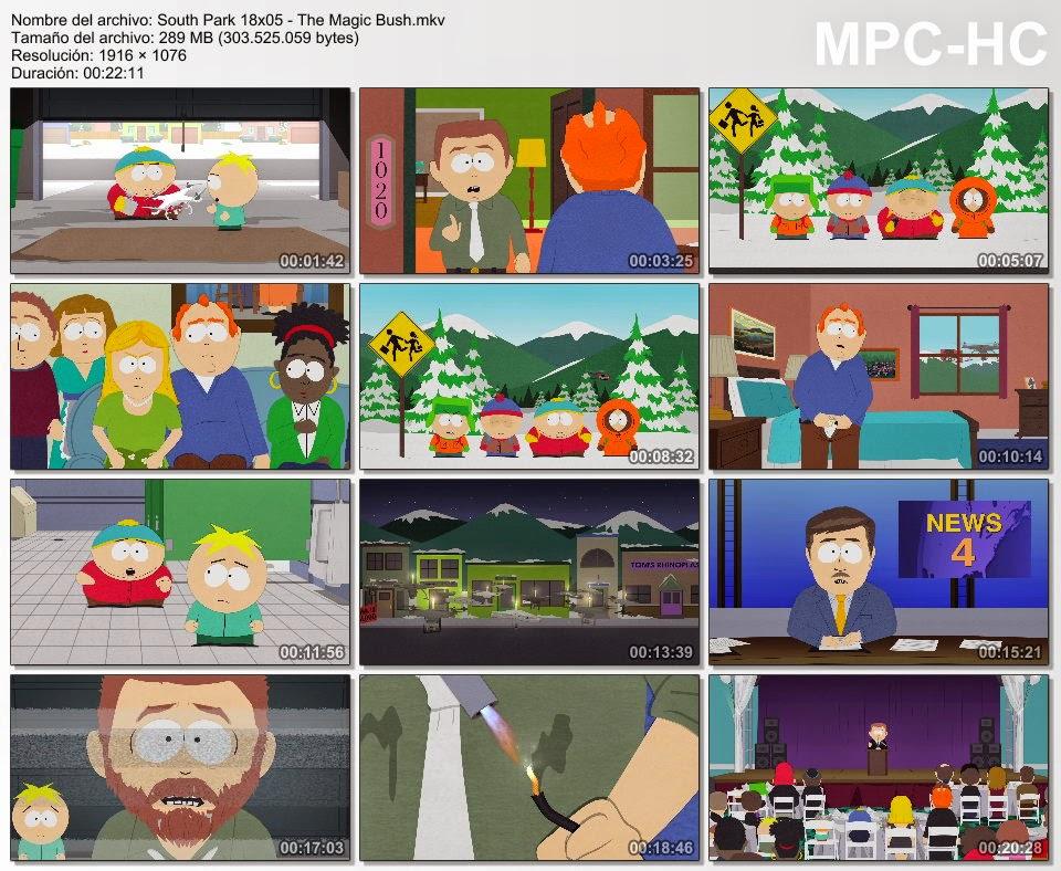 South Park | Season 18 Completa | 1080p | Dual + Sub