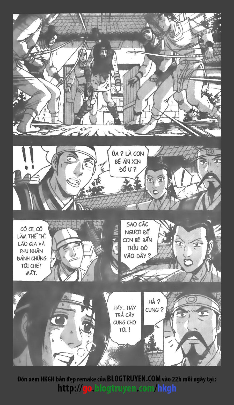 Hiệp Khách Giang Hồ - Hiệp Khách Giang Hồ Chap 280 - Pic 21