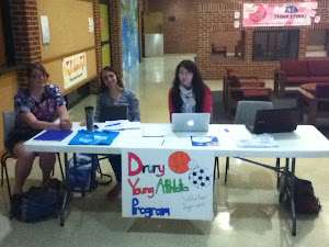 Volunteer Table