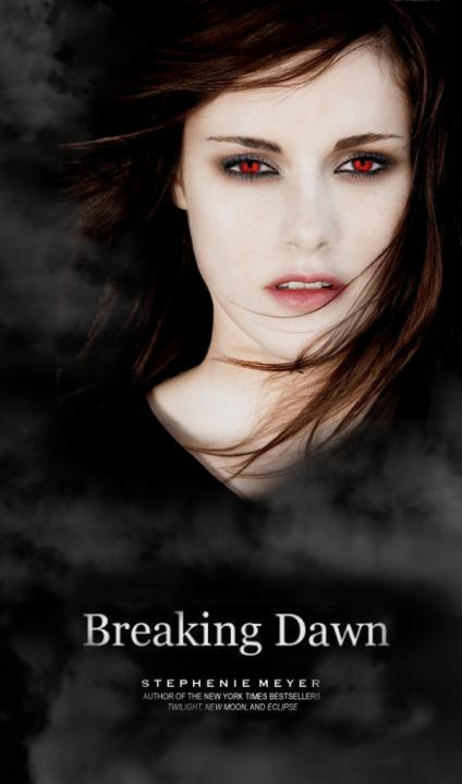Breaking Dawn Movie Poster