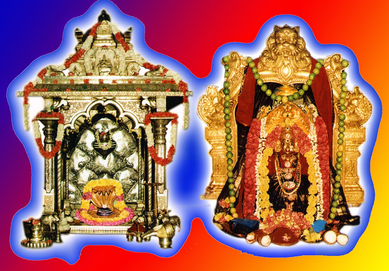Mallikarjuna Swamy Temple Srisailam Top Wallapers Details