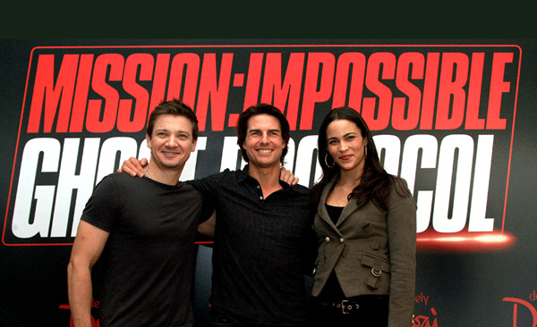 Lanzan el trailer oficial de Mission Impossible 4: Ghost Protocol