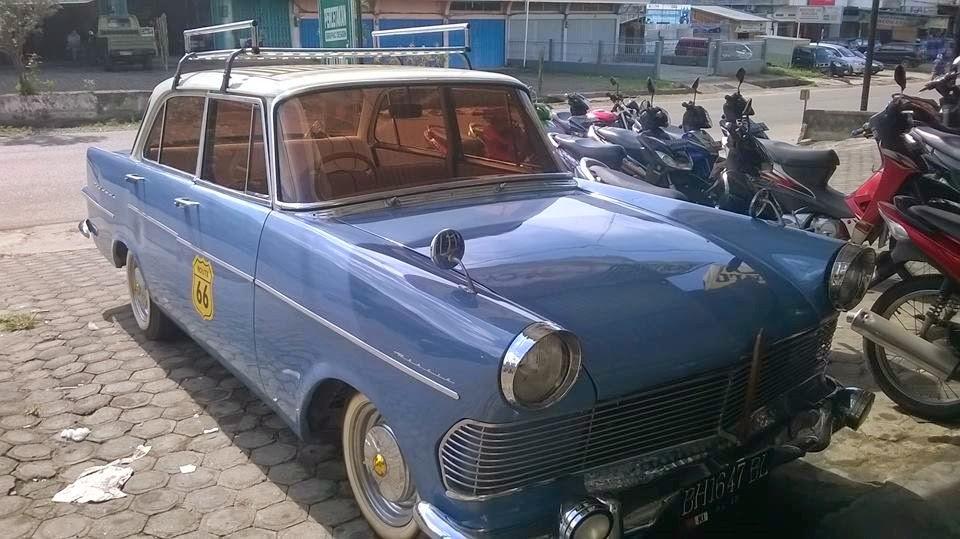 Dijual Mobil Antik Opel Record 1961 Jambi Lapak Mobil Dan Motor