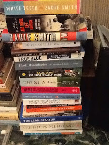 The 2013 reading pile