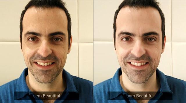 Recurso Beatutiful - Câmera Xiaomi Redmi 2