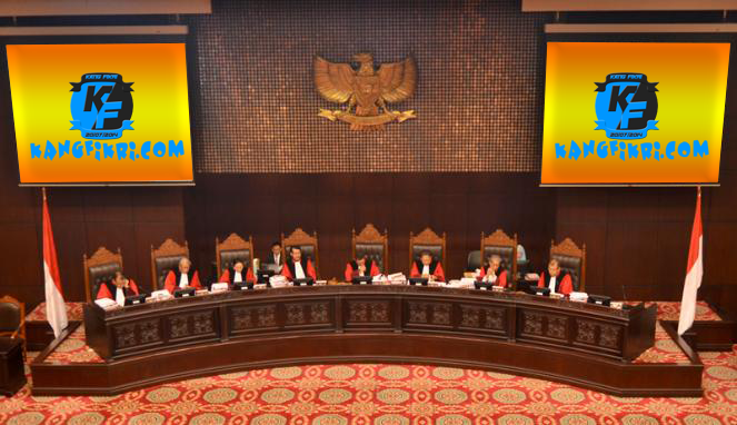 Hasil Akhir Keputusan Mahkamah Konstitusi