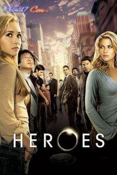 Giải Cứu Thế Giới 3 - Heroes Season 3