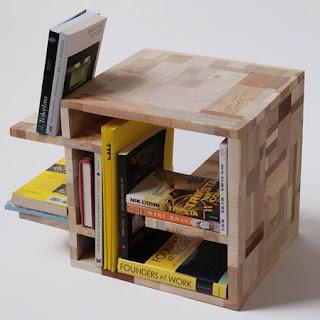 Muebles de madera reciclada dise o y ecolog a for Diseno de muebles con madera reciclada