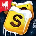 Scramble With Friends HD Free App iTunes App Icon Logo By Zynga Inc - FreeApps.ws