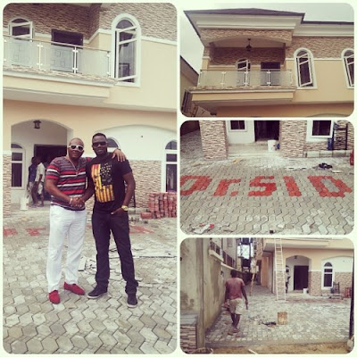 Dr Sid's New Lekki Mansion