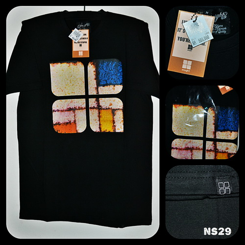 Kaos Surfing INSIGHT Kode NS29