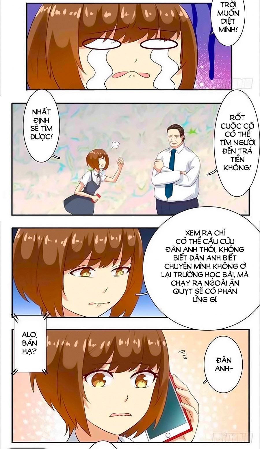 Cô Vợ Bé Nhỏ Của Boss chap 40 - Trang 2