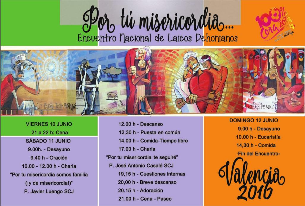 ENCUENTRO NACIONAL VALENCIA  JUNIO 2016