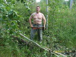 Raivaus- ja harvennusmies taitaa myös puutarhan istutusvinkit ja puutarhasi hoidon muutenkin
