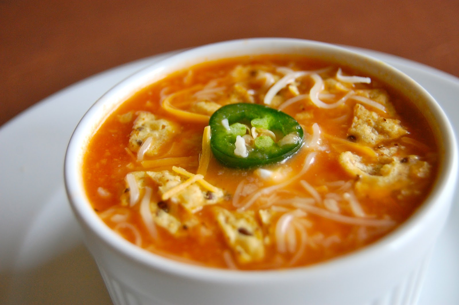 SQUOOSHED: Classic Tortilla Soup