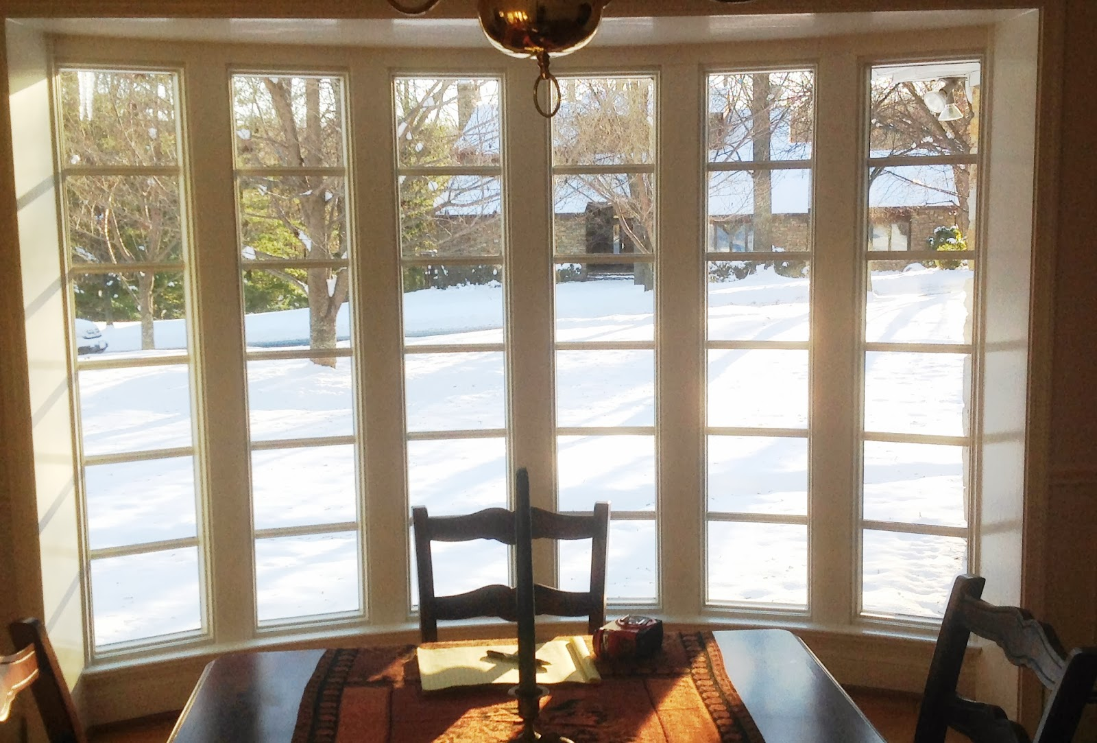 Curtain trend babble window treatments for bay windows for Bay window treatments