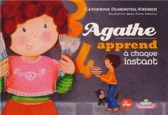 AGATHE APPREND A CHAQUE INSTANT