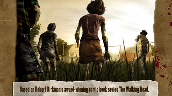 screenshot 1 Walking Dead The Game v1.5