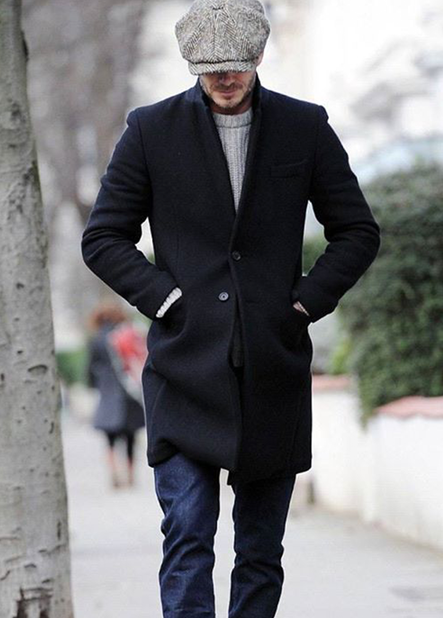 Men Winters Fashion Trends