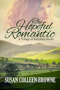 The Hopeful Romantic, Book 3 of the country-set Ballydara series!