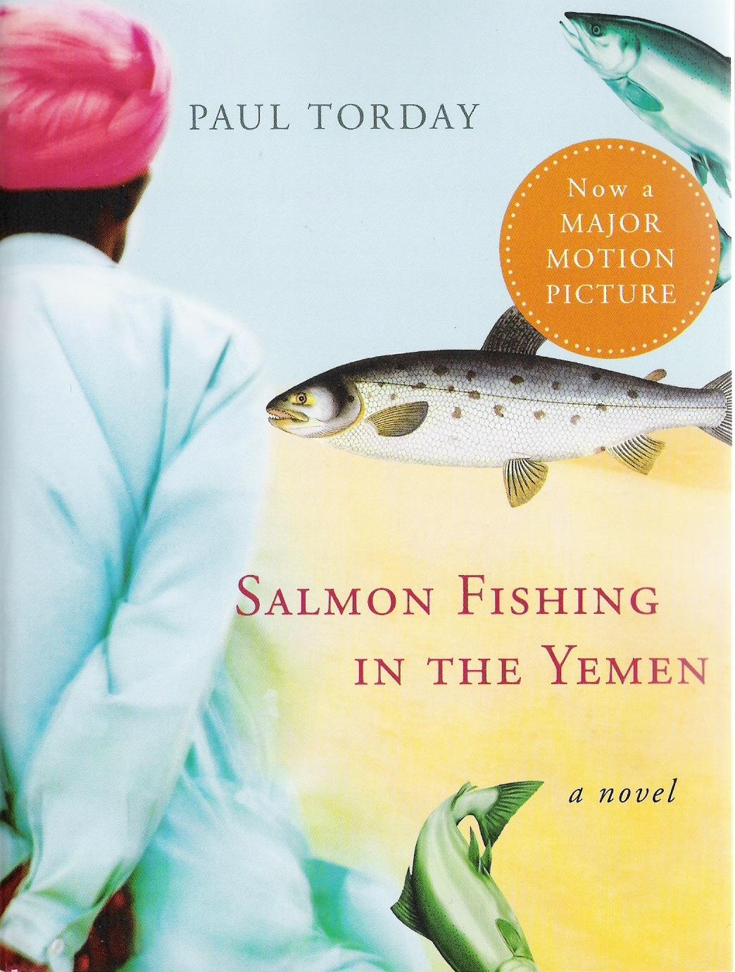 East coast west coast north coast salmon fishing in the for Salmon fishing in the yemen