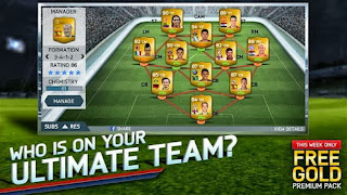 Fifa 14 APK Full HD free download