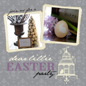 Dear Lillie&#39;s Easter Link Party